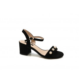 CHILLER SS18027 Mujer Negro
