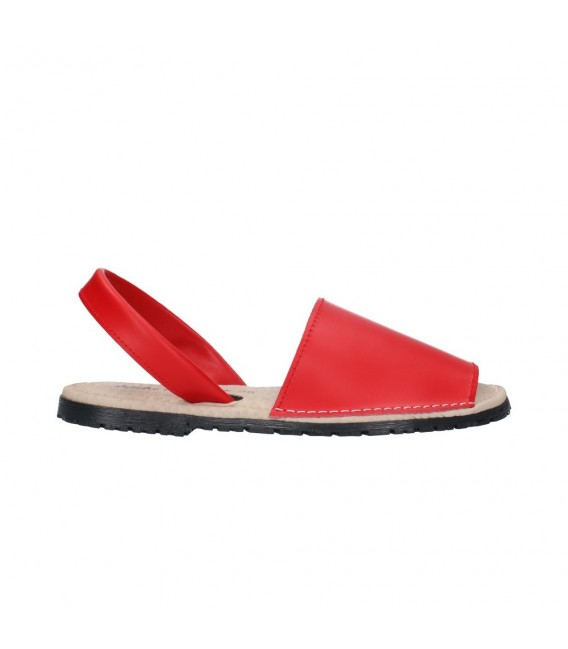 FAST SHOES 550 Mujer Rojo