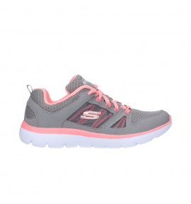 SKECHERS 12997 GYCL Mujer Gris