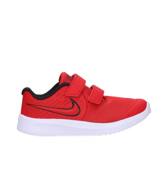 NIKE AT1803 (600) Niño Rojo