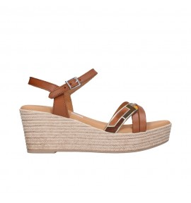 OH MY SANDALS 4703 ROBLE COMBI Mujer Cuero