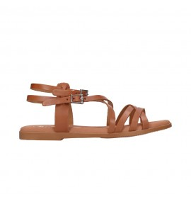 OH MY SANDALS 4642 ROBLE Mujer Cuero