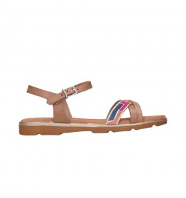 OH MY SANDALS 4652 TAUPE COMBI Mujer Taupe
